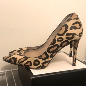 Sam Edelman Leopard Print Heels!